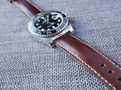 Nappa Leather Straps- Custom order